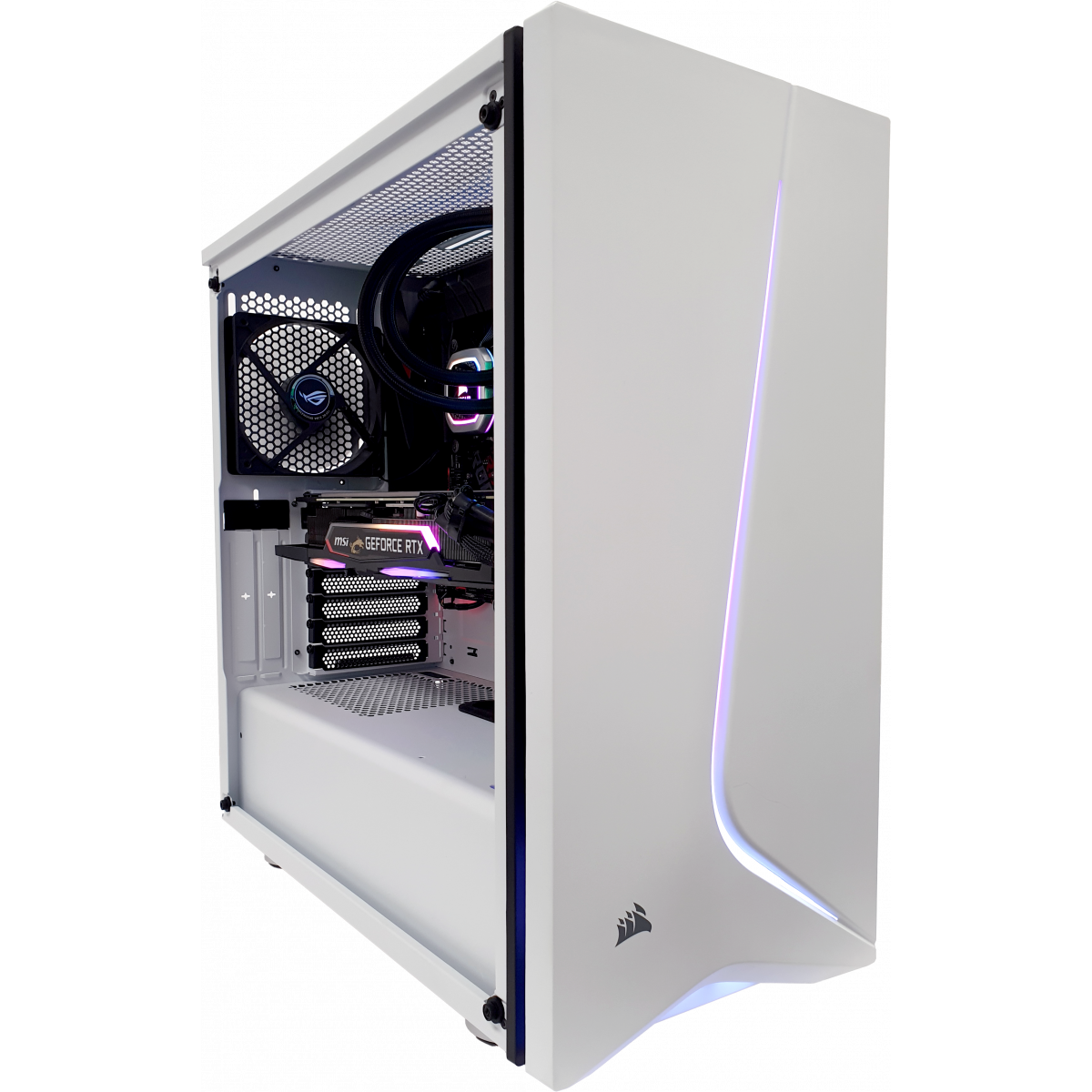 2019 THE CONFUSED SHEEP:  RTX 2070s