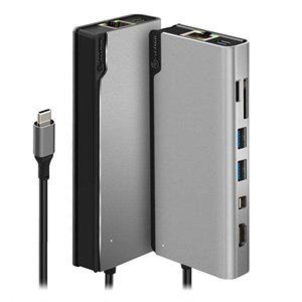 ALOGIC ULTRA USB-C DOCK PLUS-2 X USB-A; 1 X USB-C;
