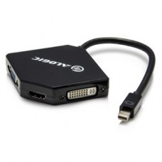 ALOGIC 3IN1 MINI DISPLAYPORT TO HDMI/ DVI/ VGA ADA