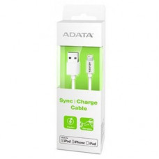 ADATA LIGHTNING CABLE 1M WHITE