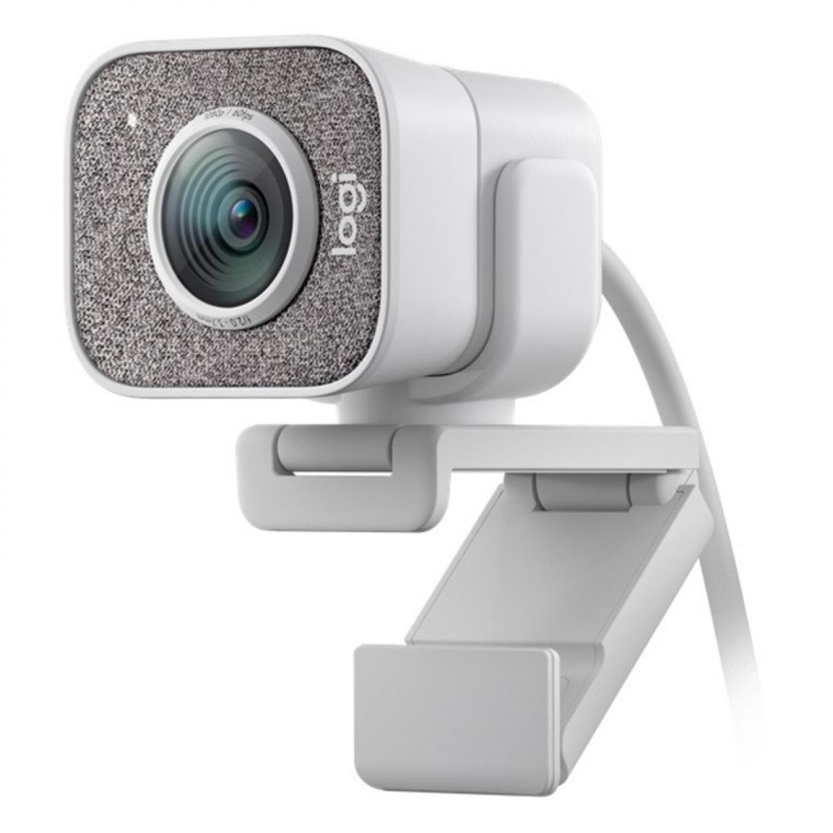 Logitech StreamCam Off White FullHD 1080 60fps USB