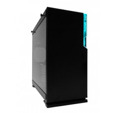 IN WIN 101C BLACK ATX CASE, TEMPERED GLASS