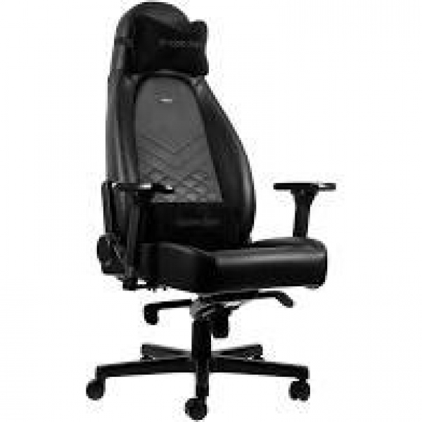 NOBLE CHAIRS ICON GAMING CHAIR BLACK