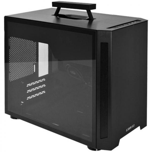 LIAN LI TU150 BLACK MINI ITX GAMING CASE