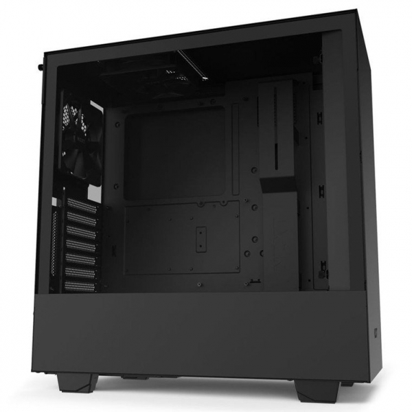 NZXT H510i Compact Matte Black RGB Edition ATX Mid