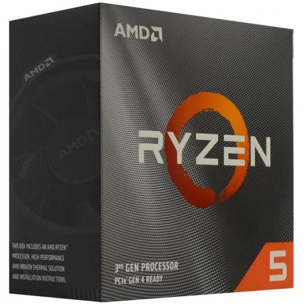 AMD Ryzen 5 3600X 6 Core,12 Threads, up to 4.4 GHz