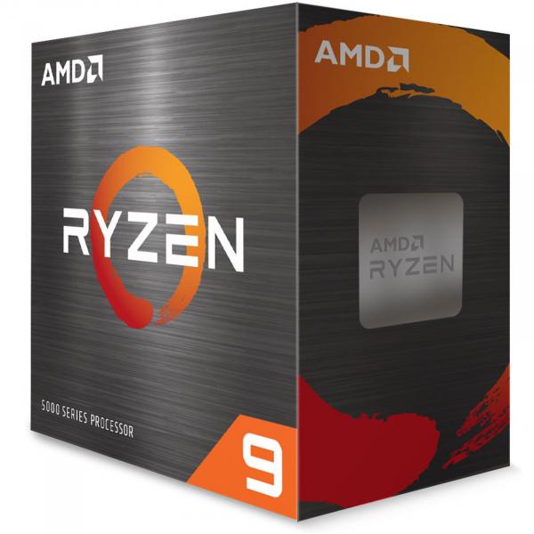 AMD RYZEN 9 5900X 12CORE/24THREAD
