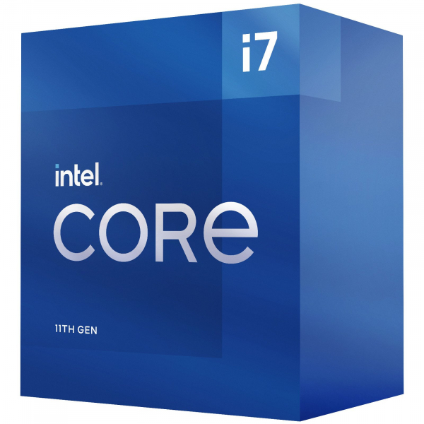 INTEL CORE I7 11700 8 CORES 16THREADS