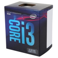 Intel Core i3 8100 3.6GHz LGA1151V2