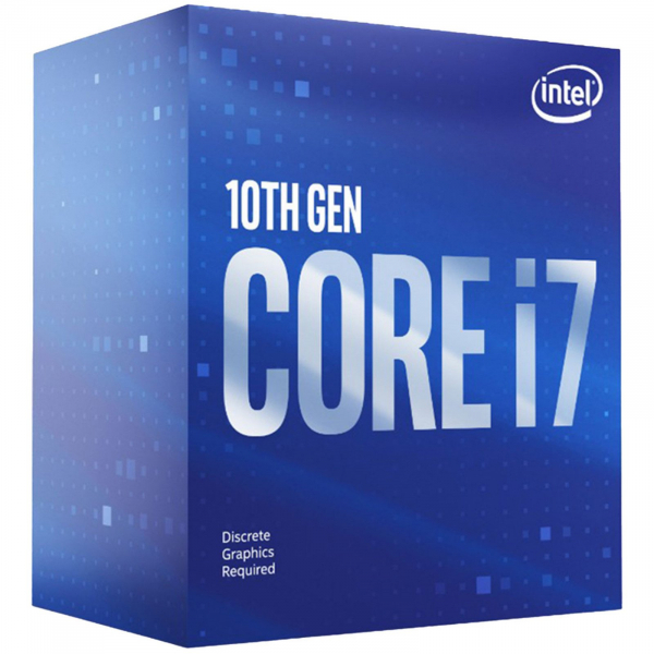 INTEL CORE I7 10700F 8 CORES 16THREADS 2.9GHZ