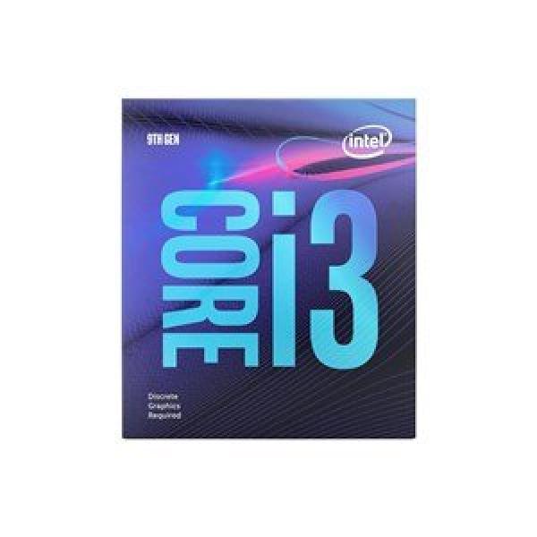 INTEL CORE i3 9100F QUAD-CORE 3.60 GHz 6MB CACHE L