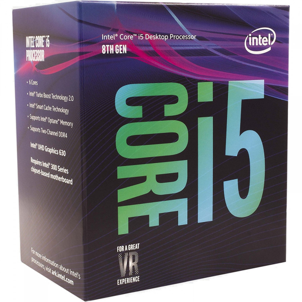 INTEL CORE I5-8400 2.8GHZ LGA1151  6CORE