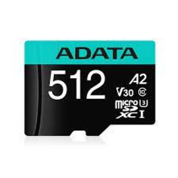 ADATA PREMIER PRO UHS-I U3 V30 MICRO SD CARD