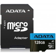 ADATA PREIMIER 128GIG USH-1 MICRO SD WITH ADAPTER