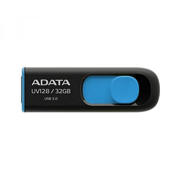 ADATA UV128 CLASSIC USB 3.0 32GIG FLASH DRIVE