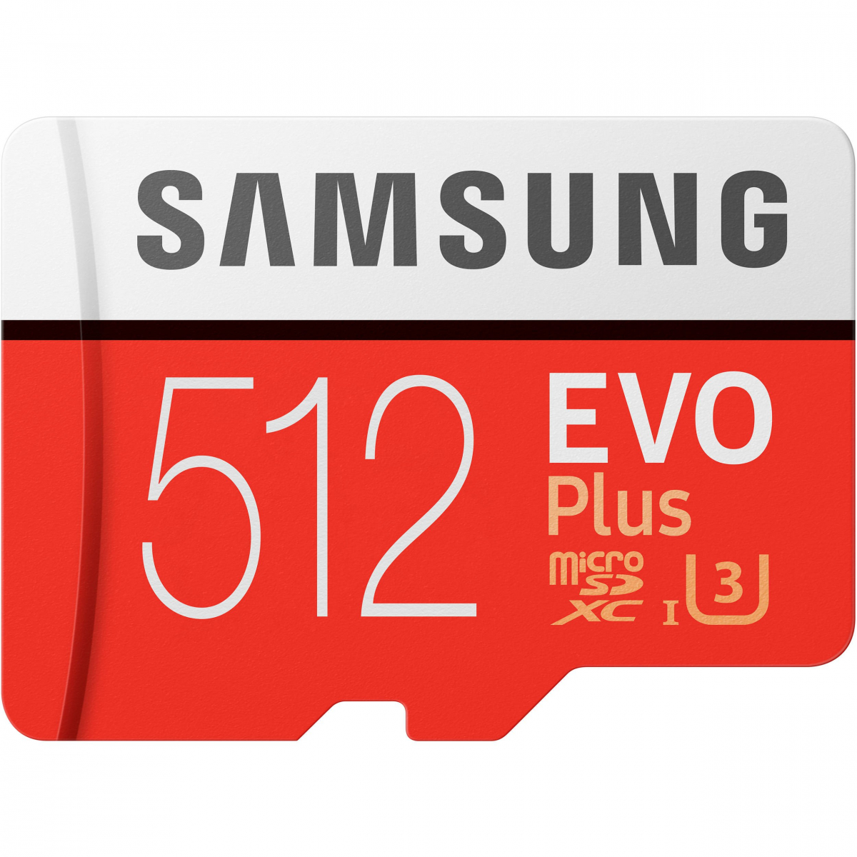 SAMSUNG MICRO SD 512GB EVO PLUS