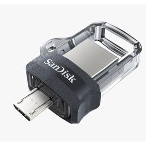 SANDISK ULTRA 16GB USB3.0/Micro USB OTG ENABLED