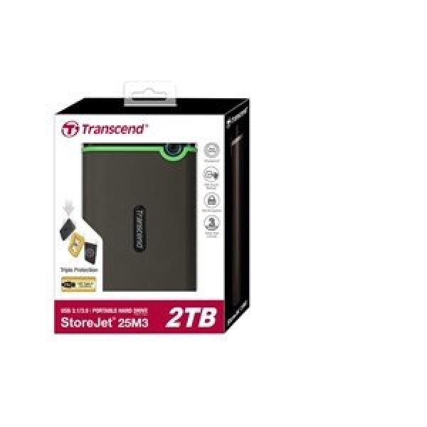 Transcend 2TB USB 3.0 External Hard drive