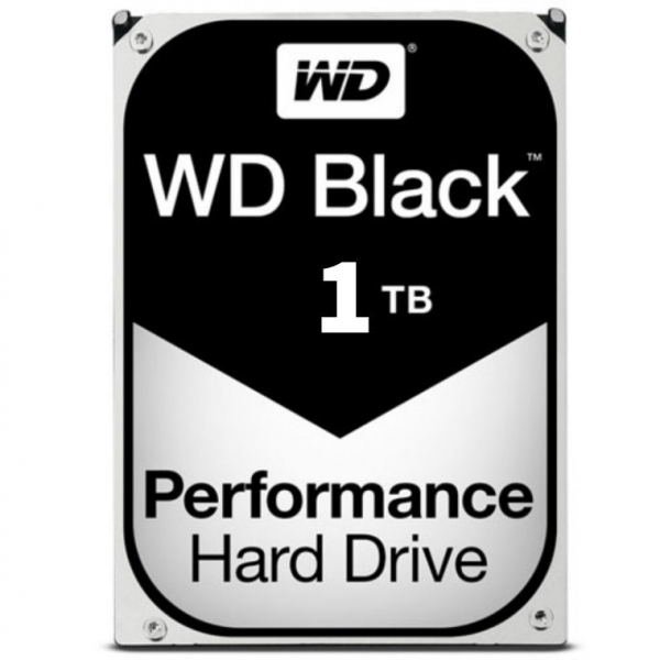 WD Black 1000GB (1TB) SATA 3 7200rpm 64CACHE