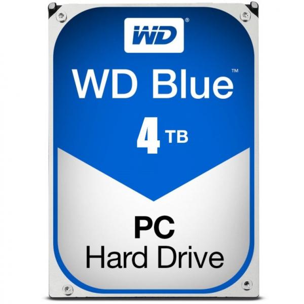 WD BLUE 4TB SATA3 5400RPM