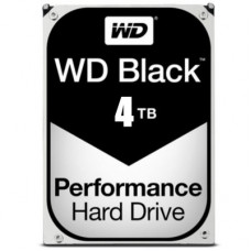 WD BLACK 4TB SATA3 7200PRM 128MB CACHE
