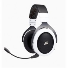 CORSAIR HS70 WIRELESS GAMING HEAD SET WHITE