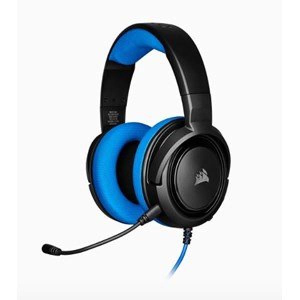CORSAIR HS35 STEREO GAMING HEADSET - BLUE