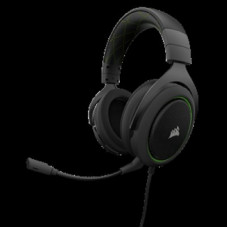 CORSAIR HS50 STEREO HEADSET- GREEN