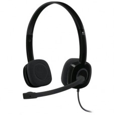 Logitech H151 Headset Single Pin Stereo