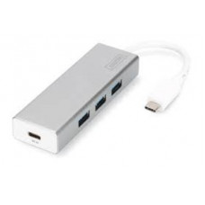 Digitus Type-C to USB3 Hub with Power