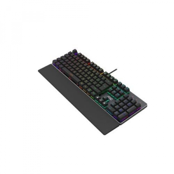 AOC GK500 MECHANICAL RGB GAMING KEYBOARD