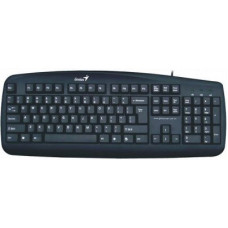 GENIUS KB110 USB KEYBOARD BLACK
