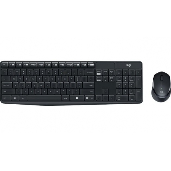 LOGITECH MK315 QUIET KEYBOARD AND MOUSE