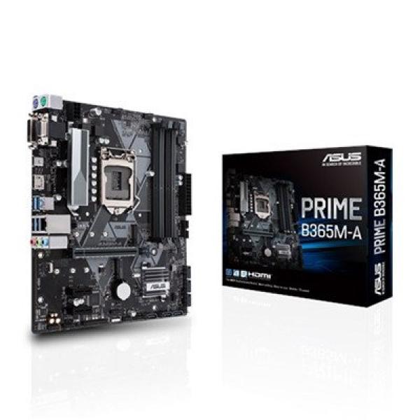 ASUS PRIME B365M-A MATX Intel 8th/9th Gen