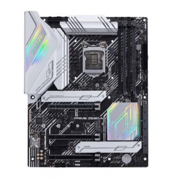 ASUS PRIME Z590-A (LGA 1200) ATX PCI-E 4.0 4xDIMM