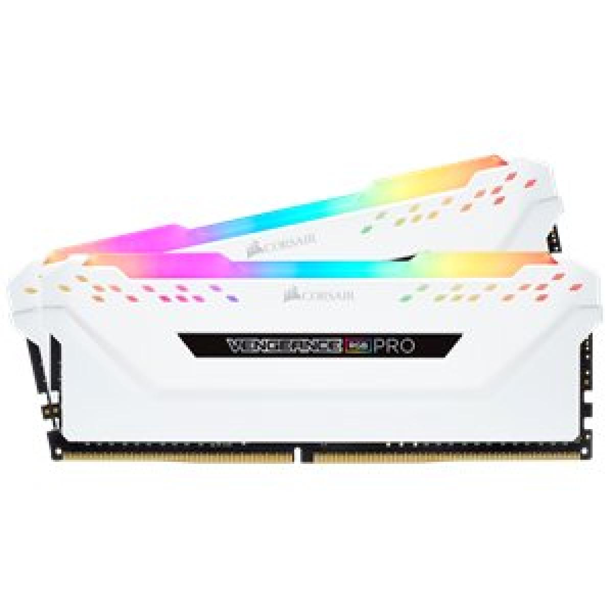 CORSAIR CMW16GX4M2C3600C18W DDR4, 3600MHZ 16GB 2X8