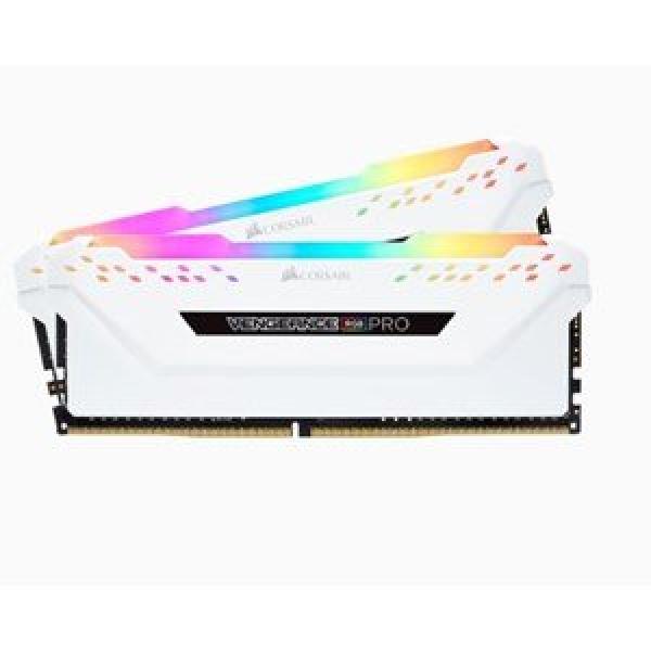 CORSAIR CMW16GX4M2A2666C16W DDR4, 2666MHZ 16GB 2X8