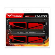 TEAM T-FORCE VULCAN 16GB (8GBX2) DDR4-2400 GAMING