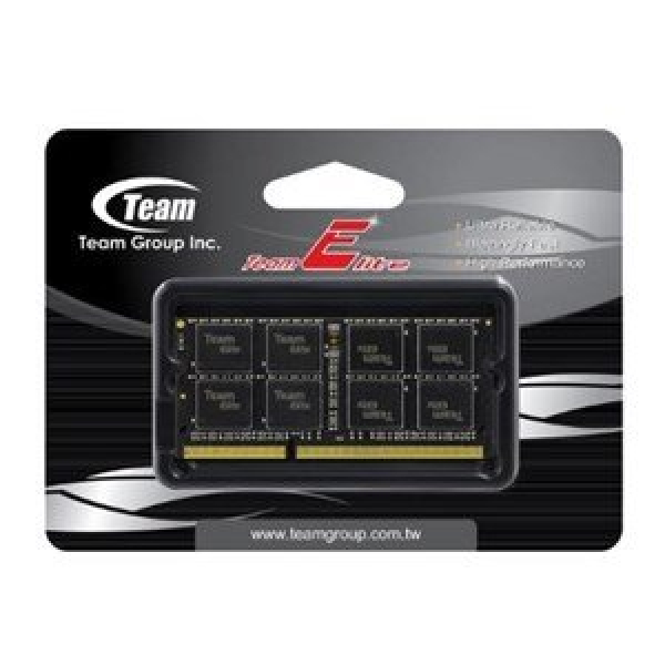 Team Elite 8GB DDR3 1600Mhz SO-DIMM