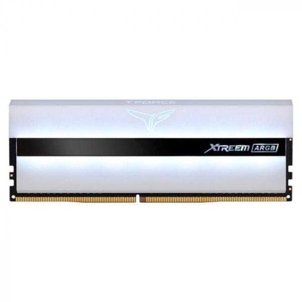 TEAM T-FORCE XTREEM ARGB 16GB DDR4 3600MHz WHITE
