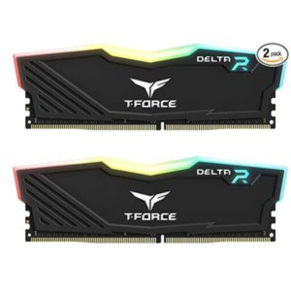 TEAM T-FORCE DELTA RGB DDR4 32GB 3200MHz