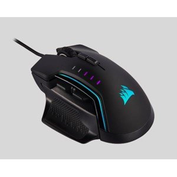CORSAIR GLAIVE RGB PRO 18000 DPI OPTICAL GAMING MO