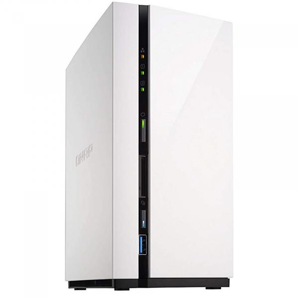 QNAP 2BAY TOWER ARM 1.4 QUAD CORE 1GB