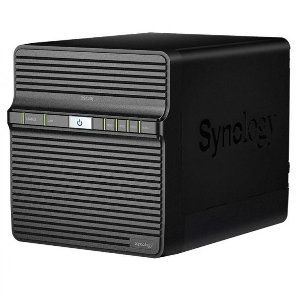 Synology DS420J 4 Bay Barebone NAS System