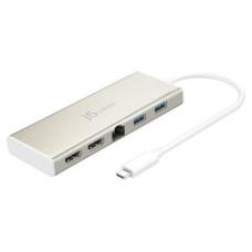 J5create Type-C Dual HDMI mini Dock