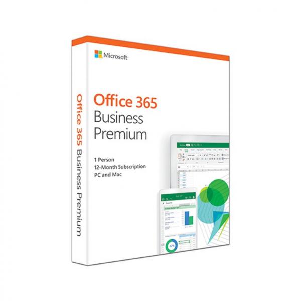 OFFICE 365 BUSINESS PREMIUM 2019 1PC 1Y
