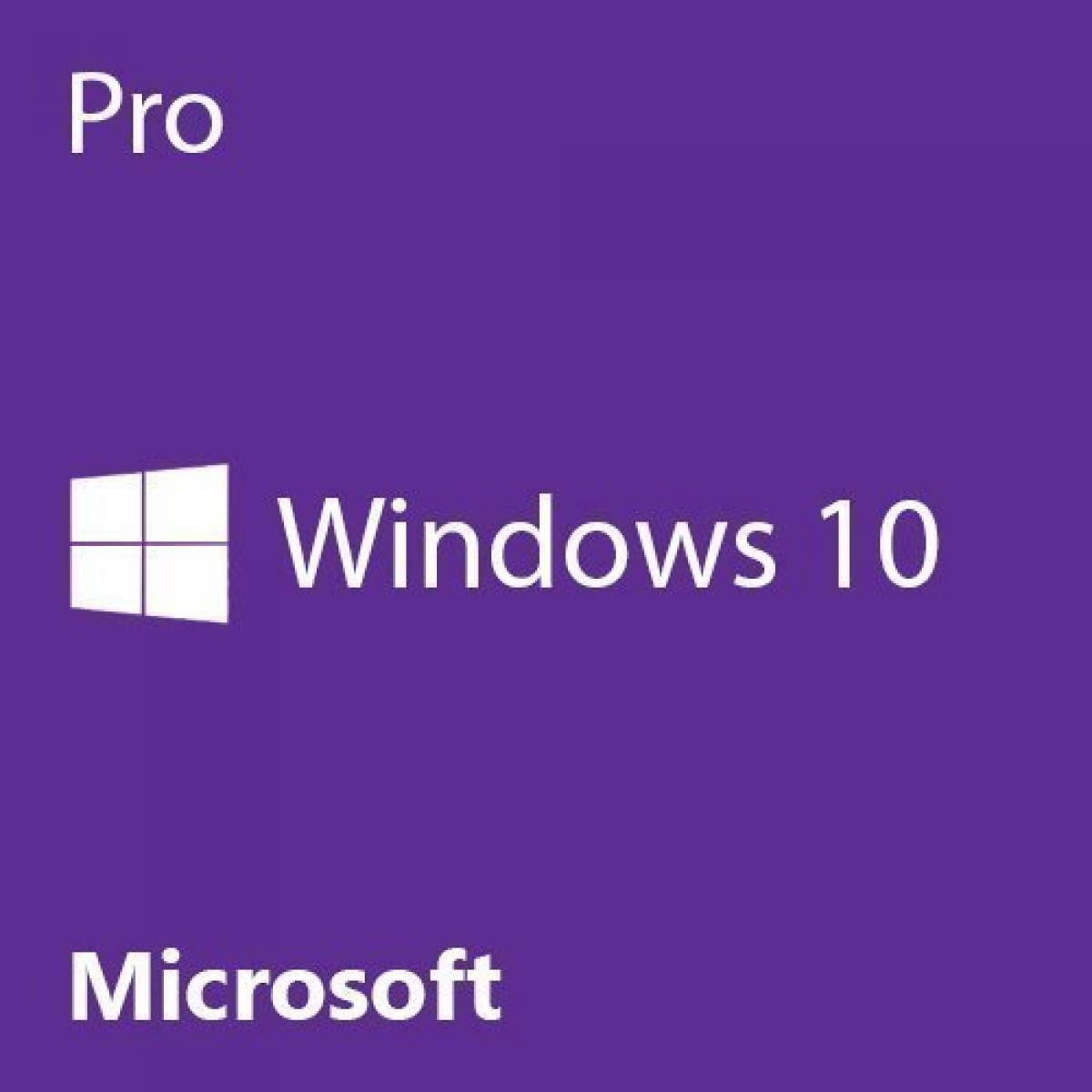 Microsoft Windows 10 Pro OEM 64bit