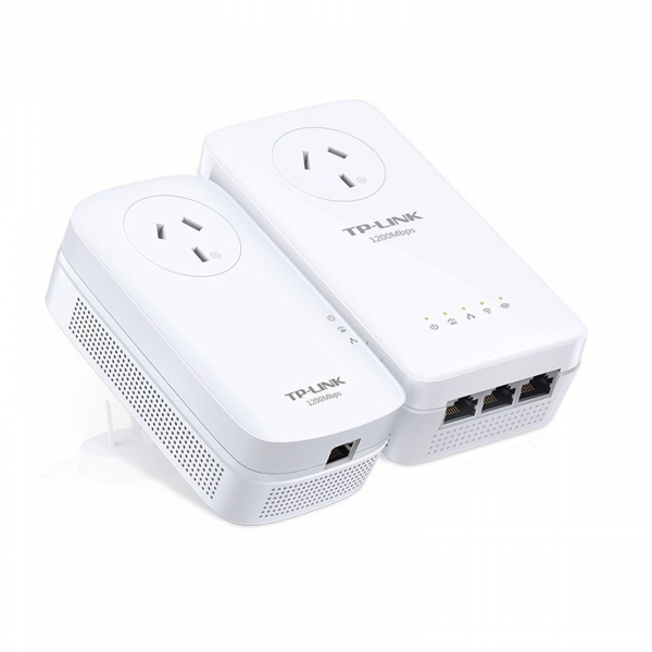 TP-LINK WPA8630P KIT POWERLINE AC1200 WIFI