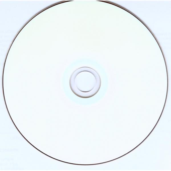 RiTEK  Blank DVD-R 16x,  Printable 50 PCS A GRADE