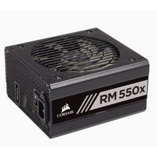 CORSAIR RMX SERIES RM550X FULLY MODULAR 80 PLUS GO
